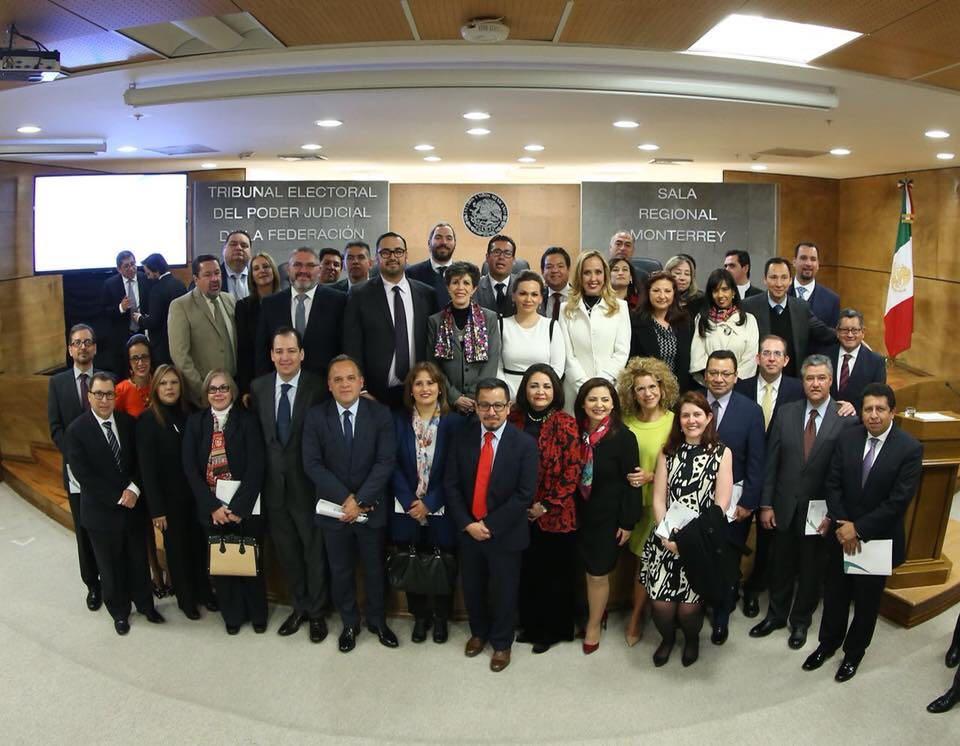 Informe anual de labores 2016 – 2017, Monterrey, N.L.